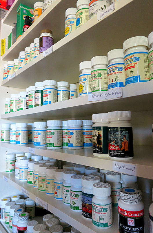 Chinese Herbs - Acupuncture Santa Rosa